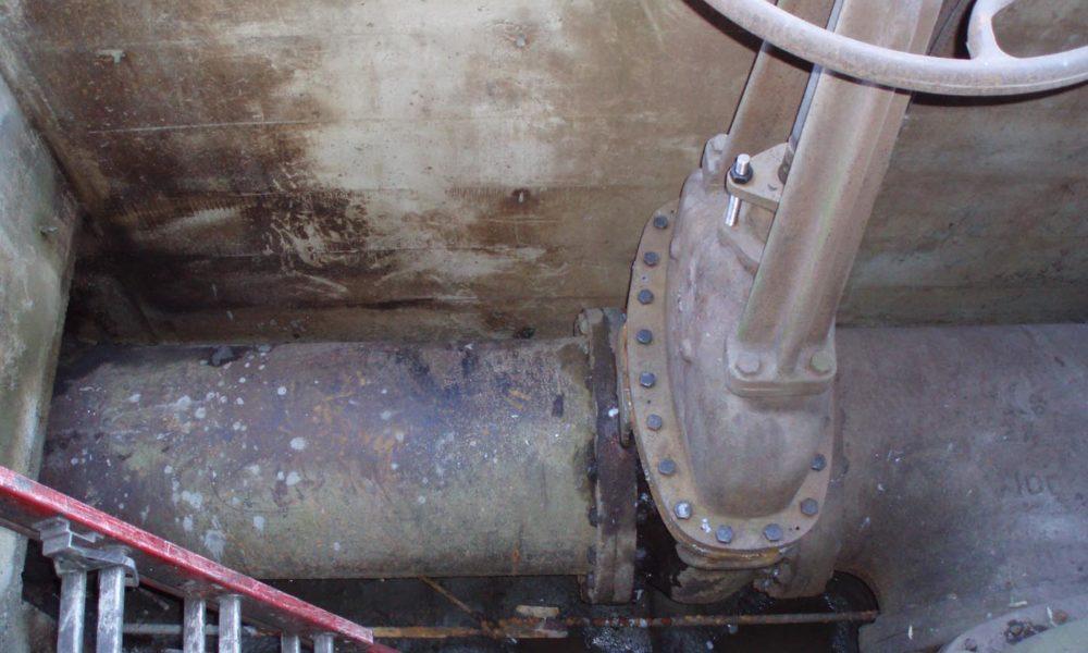 RJ Stacey Bonnet valve repair