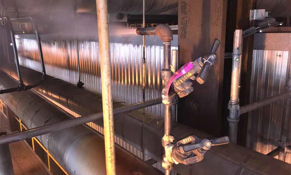 valve kill leak repair by rj stacey